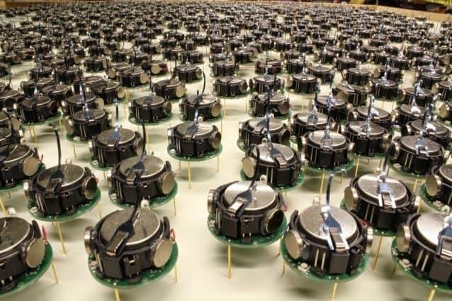 US Army Seeks Internet-of-Battlefield-Things, Distributed Bot Swarms