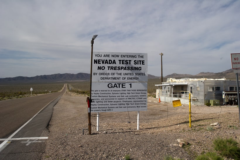3 Nevada lawmakers want to erase funding for Yucca Mountain