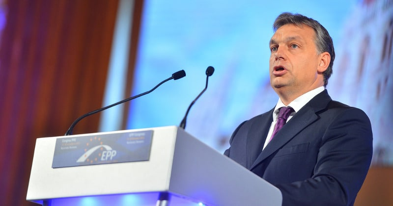 HUNGARY'S PM: E.U. IS 'IN ALLIANCE' WITH SOROS TO FLOOD EUROPE WITH REFUGEES