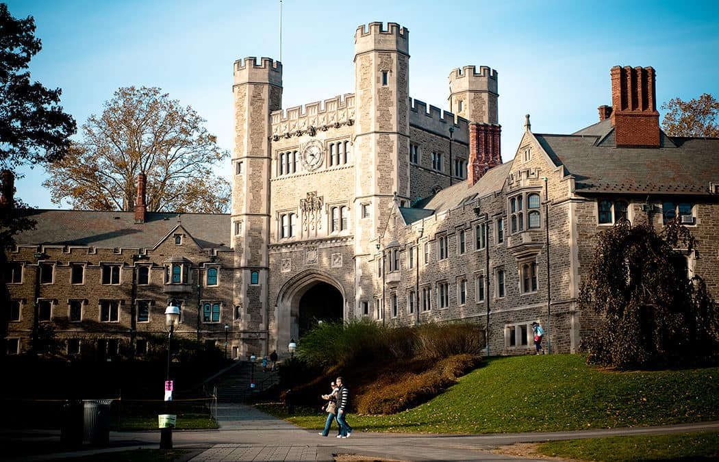 Princeton's new 'men's engagement manager' to combat aggressive masculinity on campus