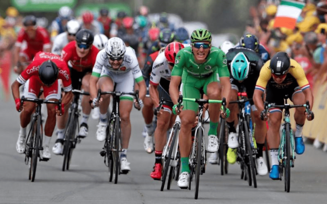 Kittel takes fifth victory in this year's Tour de France