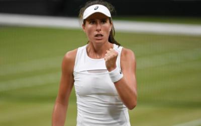 Konta v Halep set BBC record for women's Wimbledon match