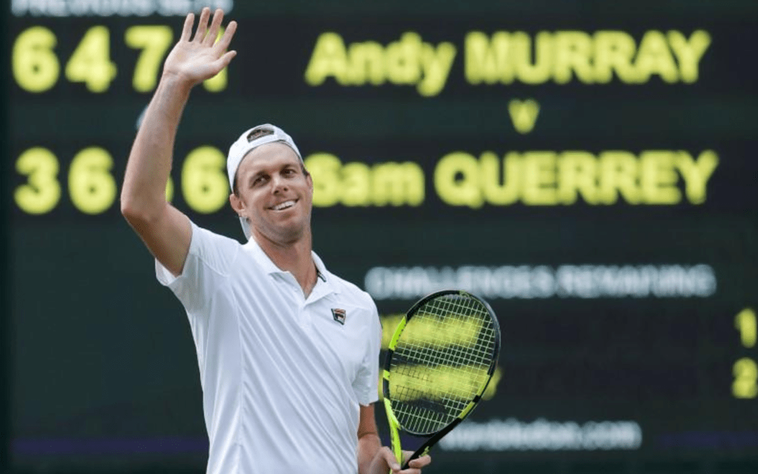 Murray dethroned in painful Wimbledon exit to Querrey