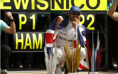 Motor racing: Hamilton aims for Silverstone four-timer