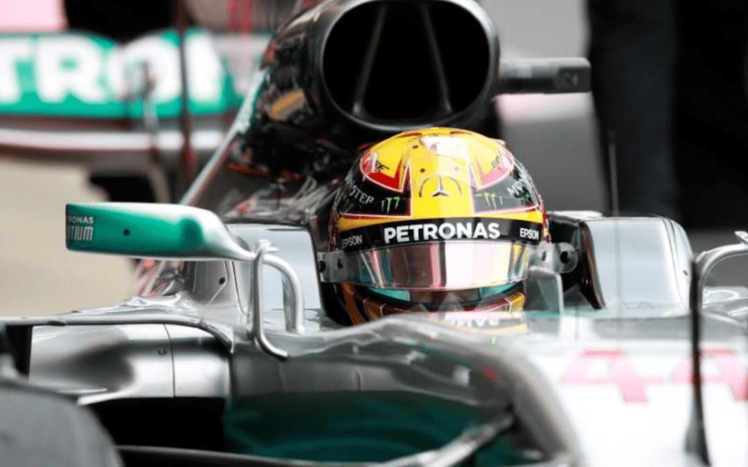 Hamilton fastest in final British GP practice