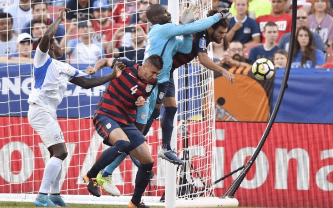 U.S. beat Nicaragua 3-0 to clinch top spot in Group B