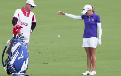 American Lewis almost great again at U.S. Women's Open