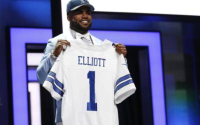 Cowboys RB Elliott involved in incident at Dallas bar
