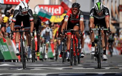 Cycling: Matthews accuses Degenkolb of bad sportsmanship after clash