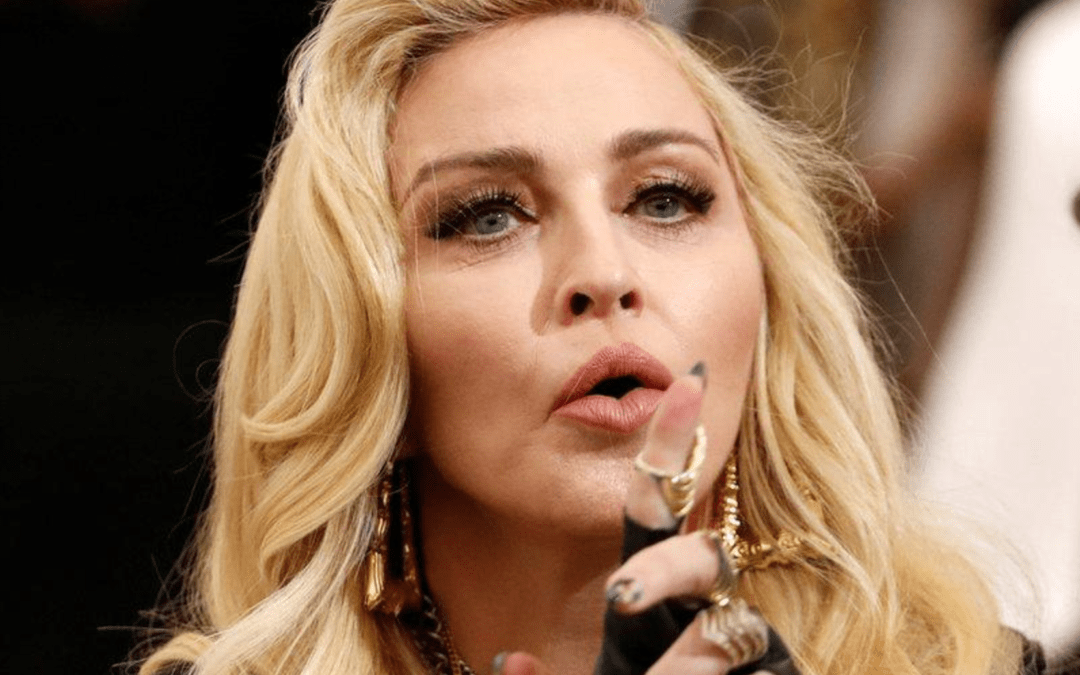Madonna seeks to stop NY auction of Tupac Shakur break-up letter