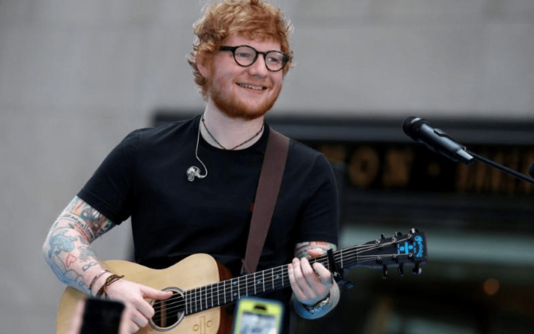 Sheeran exits Twitter stage after mixed 'Game of Thrones' cameo reviews