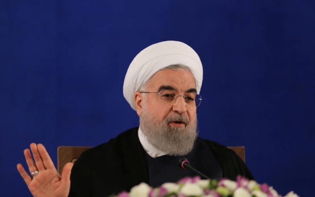 Iran's Rouhani says new U.S. sanctions violate nuclear accord: state TV