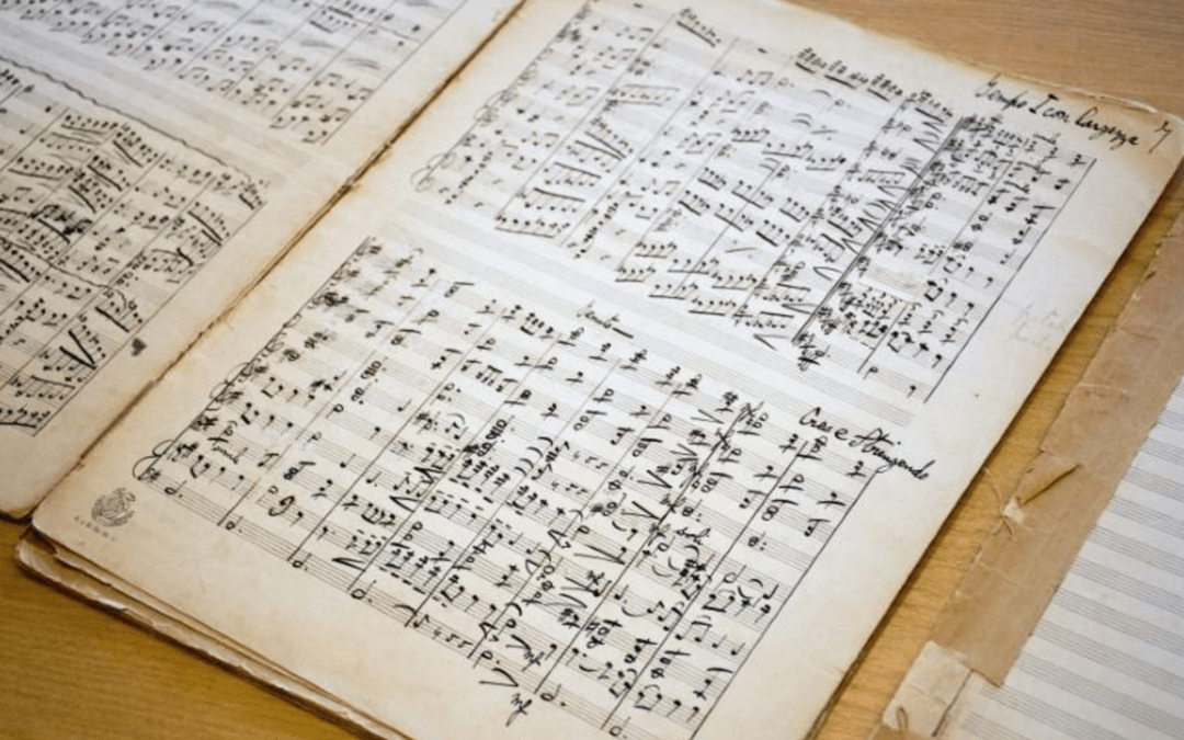 From trash to treasure: British composer Holst's lost manuscripts found in New Zealand