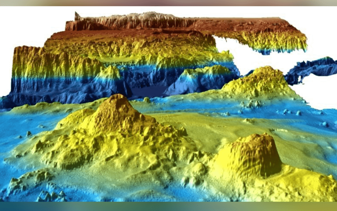 MH370 search data unveils fishing hot spots, ancient geological movements