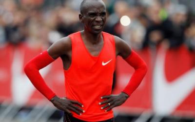 Athletics: Kipchoge returns to the road at Berlin Marathon