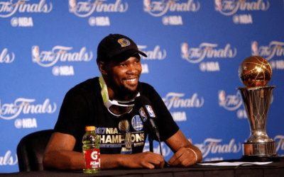 Warriors' Durant heads to India to grow interest in league