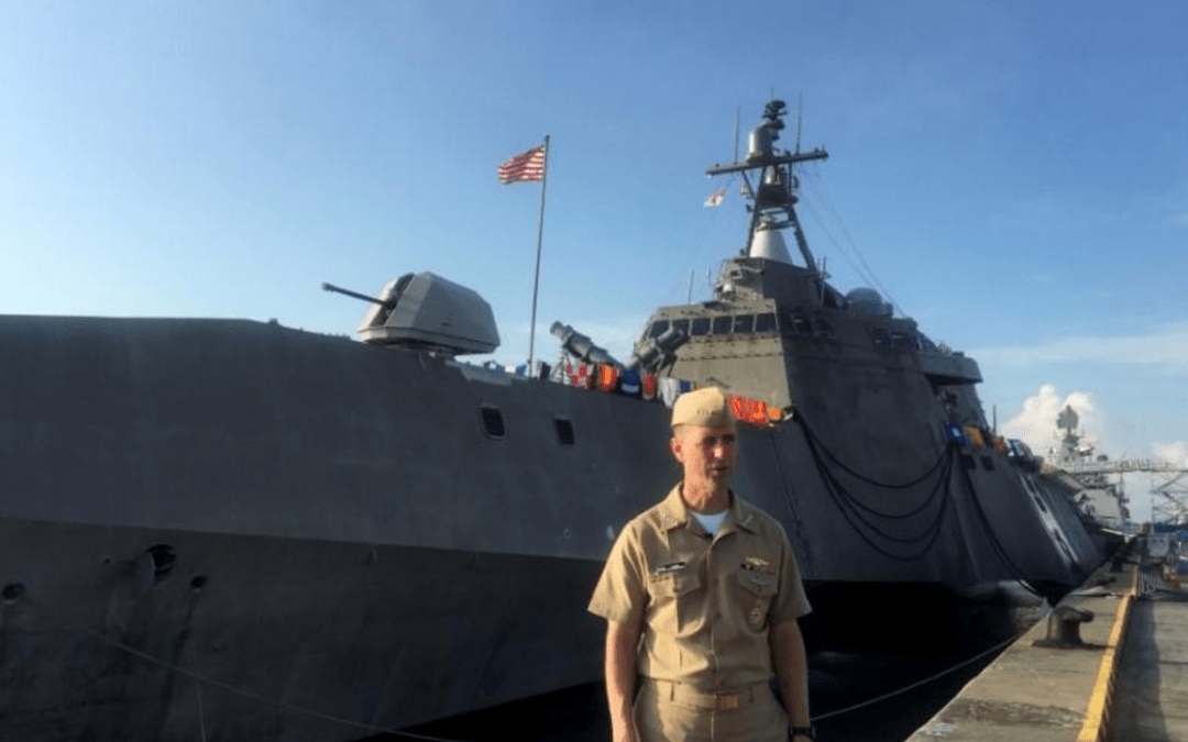 U.S. Navy chief asks Chinese counterpart for help on North Korea