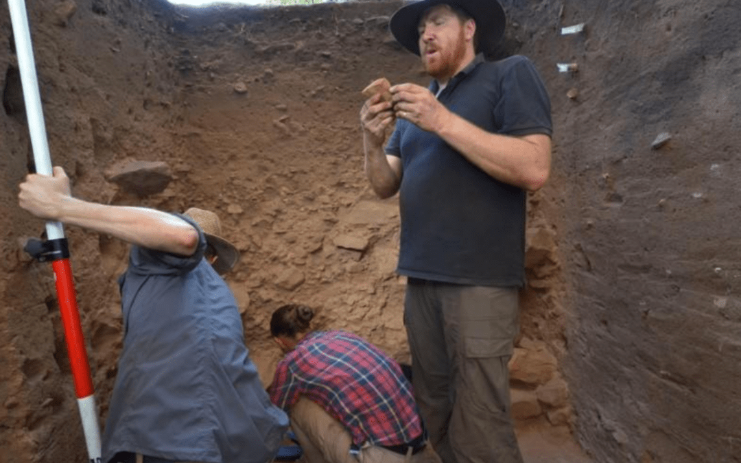 Outback axes suggest humans reached Australia 18,000 years earlier than thought