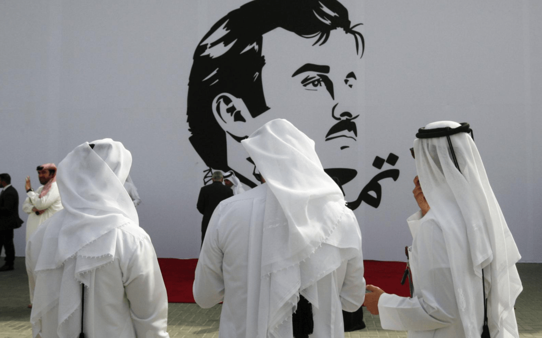 Qatar's ruler: it is time to resolve differences through talks