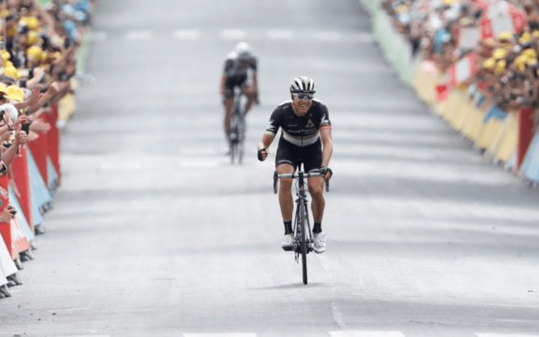 Cycling: Boasson Hagen takes overdue stage win, Froome rolls on toward victory