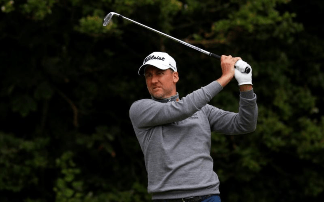 Poulter revels in return to major contention