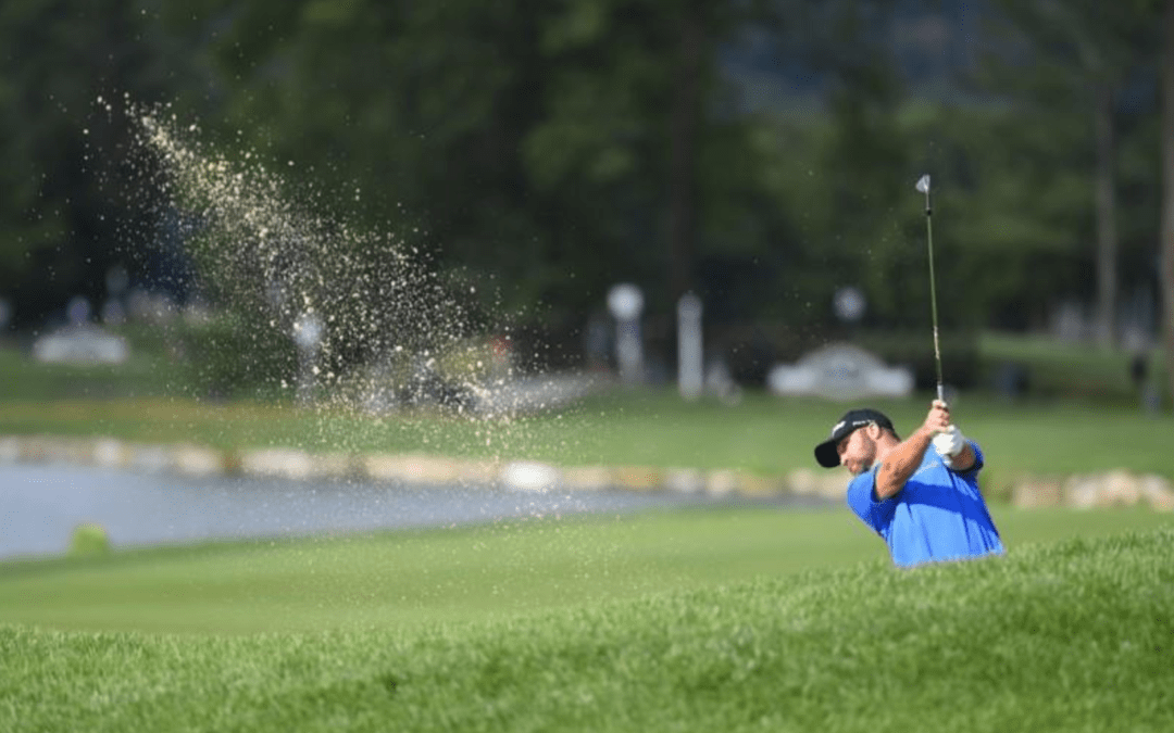 Golf: Journeyman Collins shoots 60 in PGA Tour event in Alabama