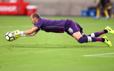 Canada keeper Borjan joins Red Star from Ludogorets