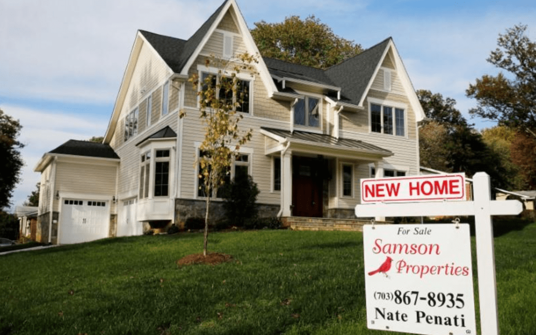 U.S. home sales stumble as prices hit record high