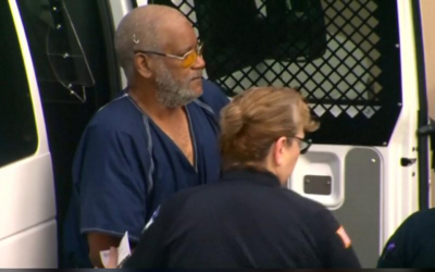 Driver in Texas denies he knew immigrants were in stifling truck