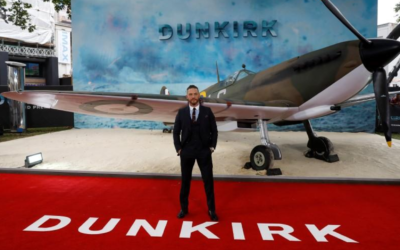 Box Office: 'Dunkirk' conquers weekend with $50.5 million, 'Valerian' flops