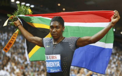 South Africa's Semenya to seek double gold in London