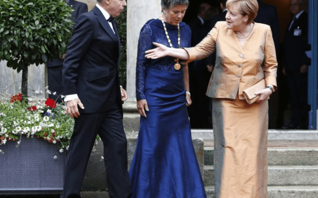 Wagner-loving Merkel has night at opera with husband