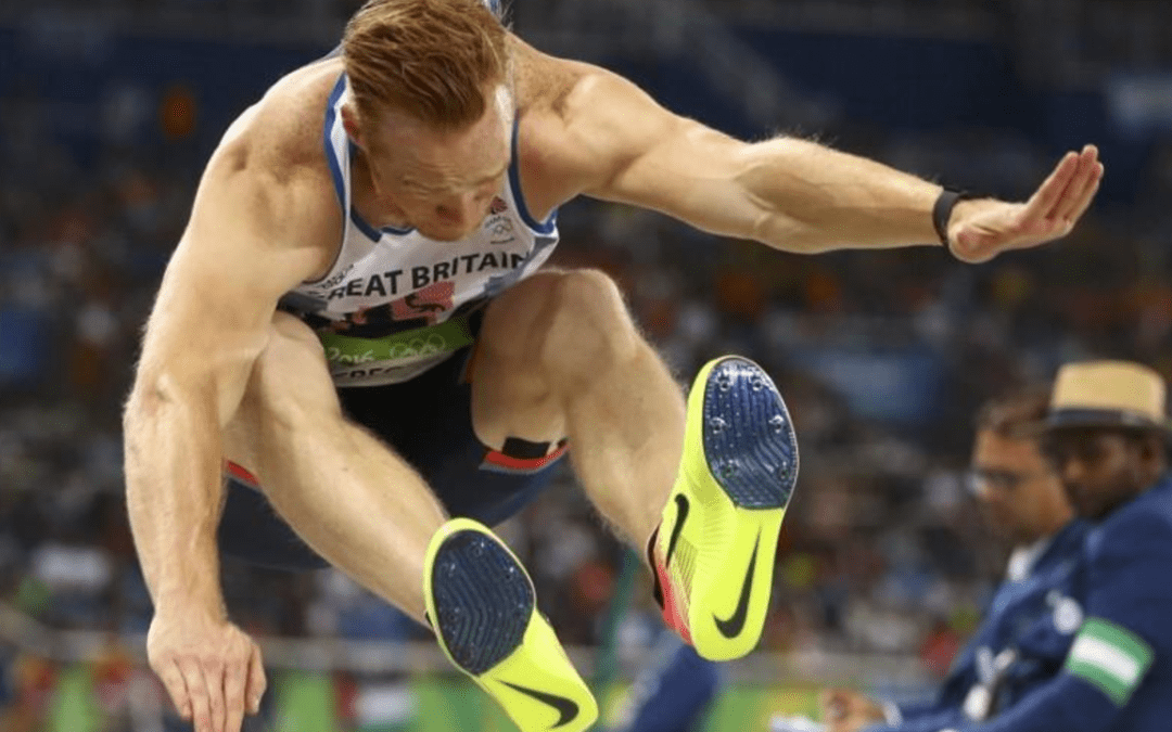 Britain's long jumper Rutherford pulls out of world championships
