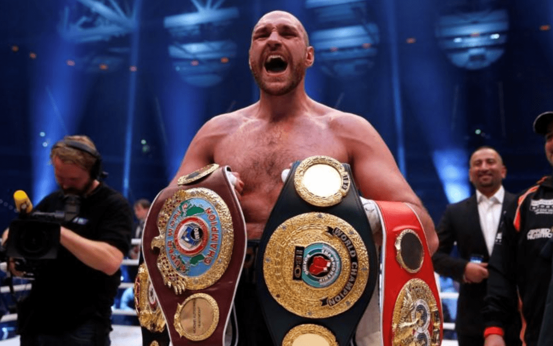 Ex-heavyweight champion Fury appears to have retired again
