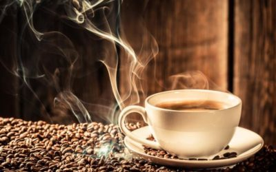 Another great reason to drink ORGANIC, Fair Trade coffee: It decreases your risk of heart disease