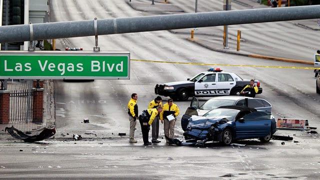 RTC will test program to predict car crashes in Las Vegas