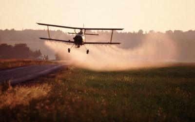 U.S. senators seek ban on pesticide chlorpyrifos
