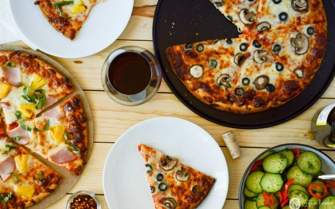 5 ways to make your gluten-free lifestyle more appetizing