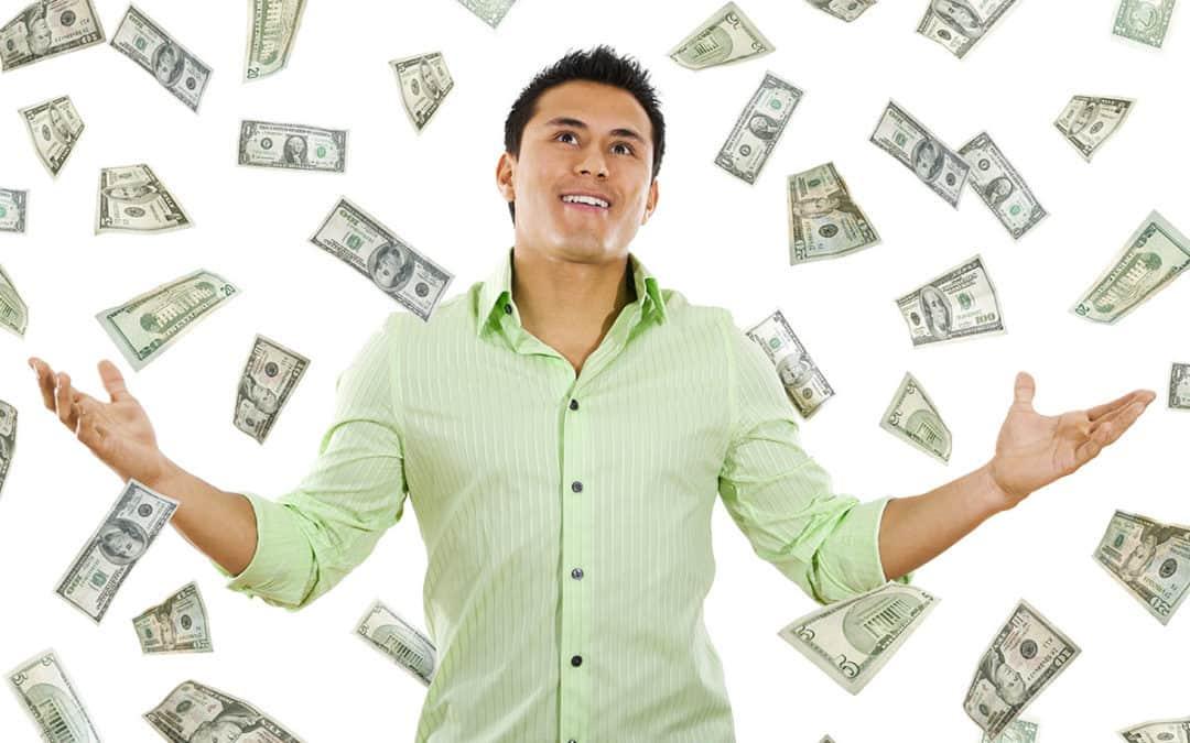 TECH TITANS PUSH 'FREE MONEY'