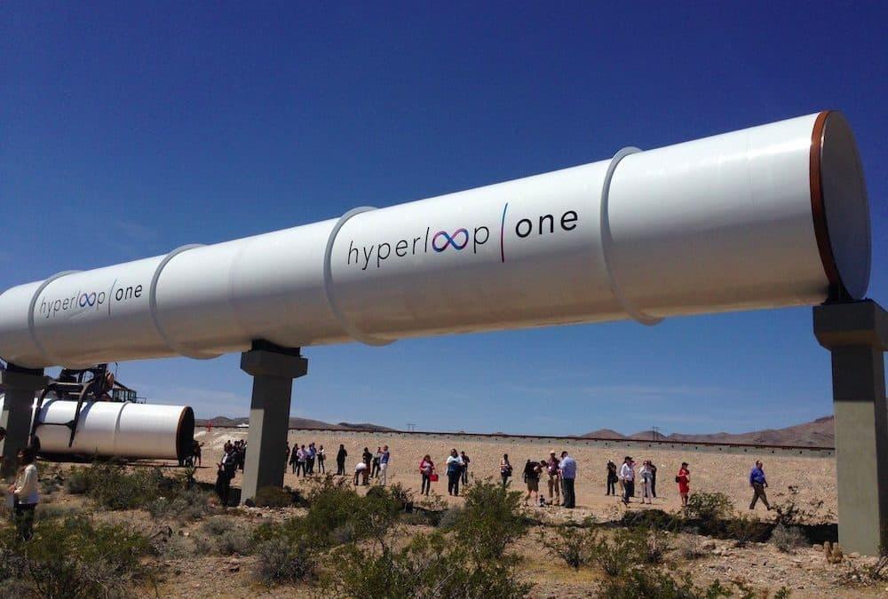 Musk touts approval of New York-Washington 'hyperloop'