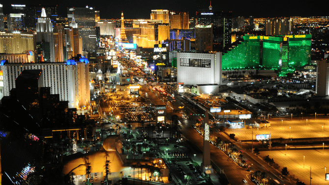 Are fees imposed by Las Vegas Strip resorts starting to turn off tourists?