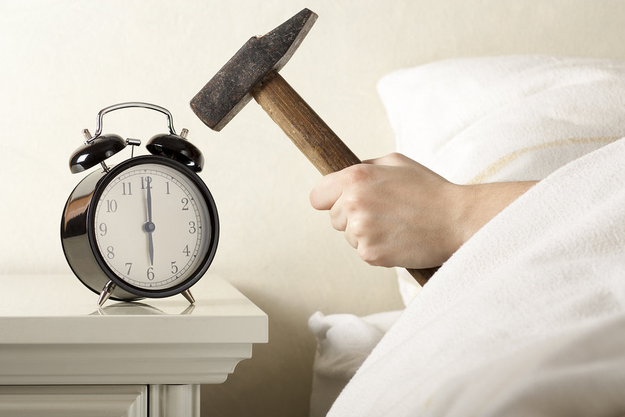 Can't Sleep? 5 Simple Ways to Help You Beat Insomnia