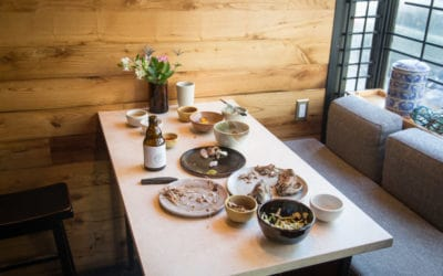 Use the whole fish: Japanese restaurant in New York limits waste
