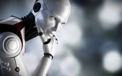 Robots debate future of humans; Goal to take over world