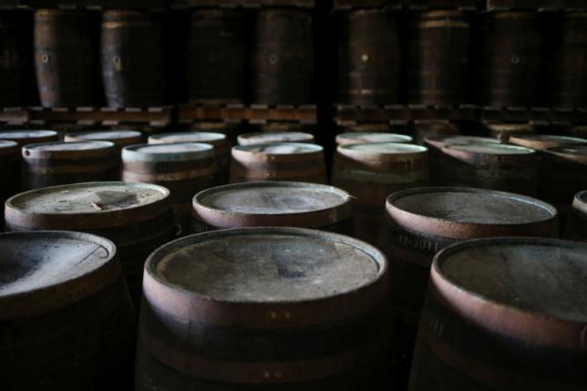 Driving under the influence in car powered by whisky biofuel