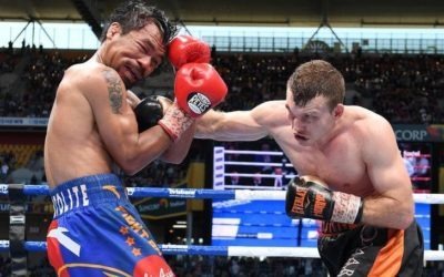 WBO agree to review Pacquiao-Horn bout but cannot overturn decision