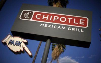 Chipotle's profit beat fuels share rise