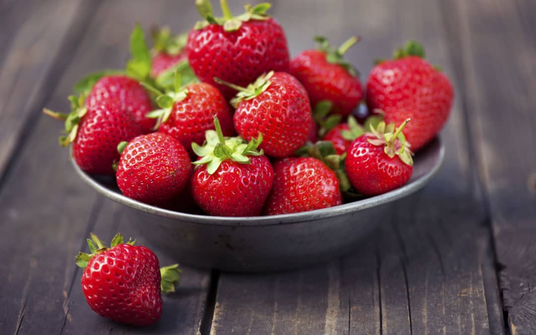 Strawberry nutrients found to prevent dementia and age-related cognitive decline