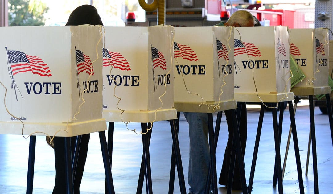 Voting centers bringing technology upgrade to Clark County elections