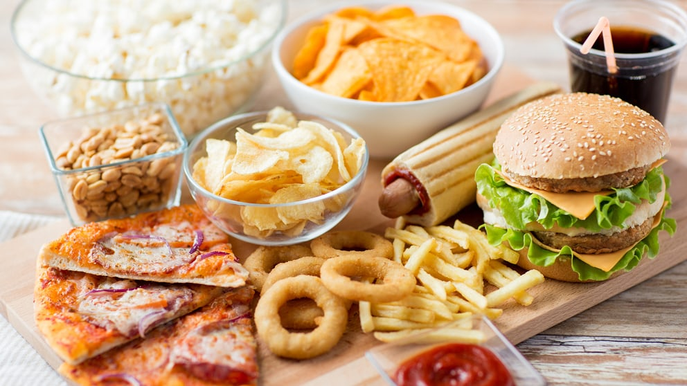 Western diet of processed foods found to cause chronic liver inflammation